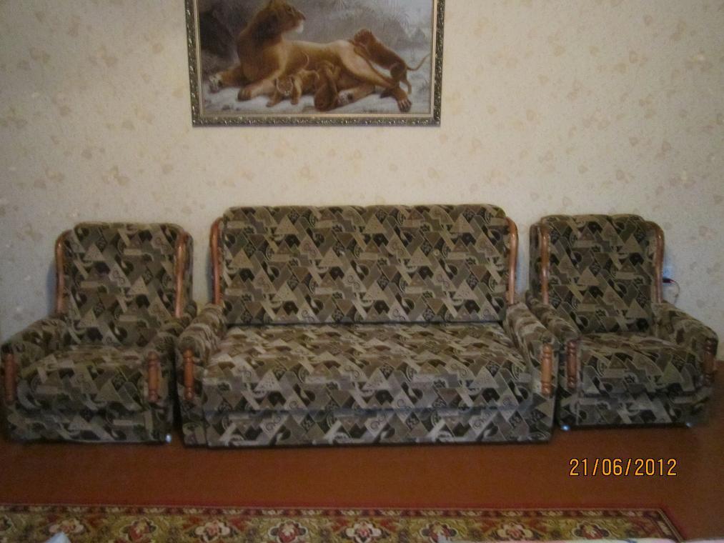Мягкая мебель/