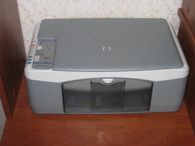 Принтер,  сканер,  копир HP1410 цветной,  струйный