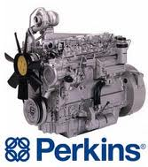 Запасные части  двигателя  Perkins,  Перкинс
