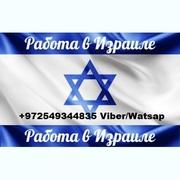 Работа в Израиле. Без предоплаты.