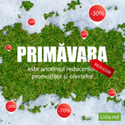 Oferte Pascale ale companiilor din Republica Moldova