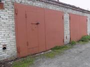 Большой гараж,  высокие ворота. 30 м²